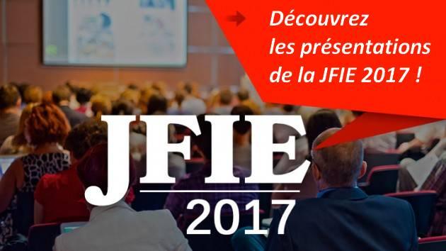 Présentations JFIE 2017