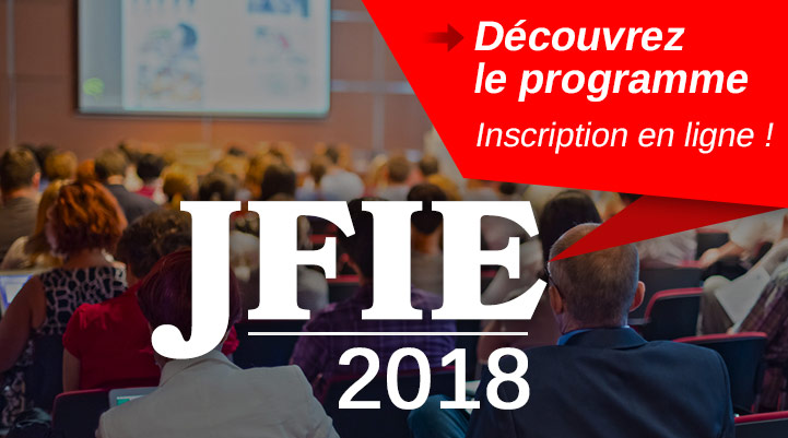 JFIE 2018 | 13 Novembre 2018
