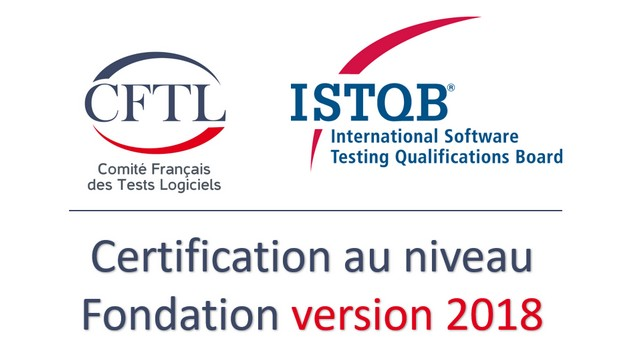 La certification ISTQB fondation 2018 est disponible !
